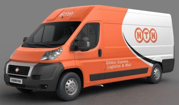 008-3d Models-Vans-Courier