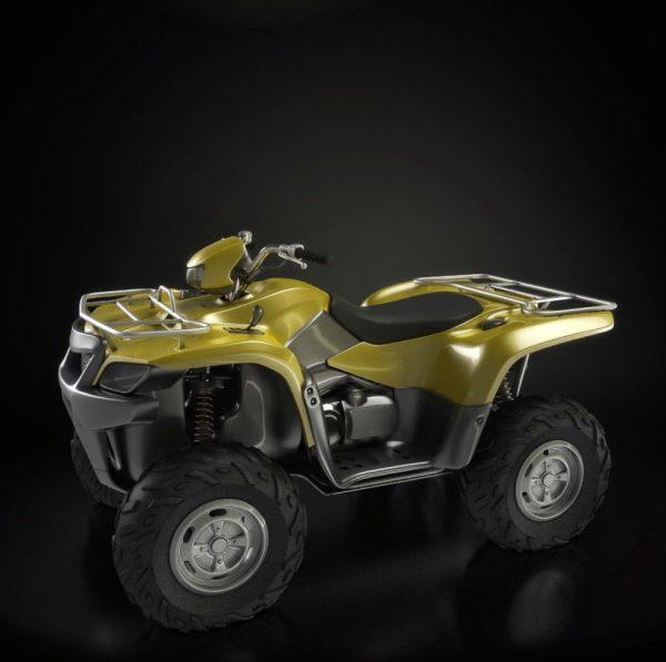 009-3d Models-Motorbikes