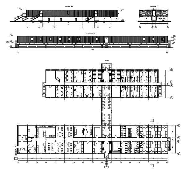 009-Modular_Housing-Cad-Blocks