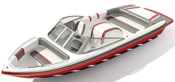 010-3d Models-Boats