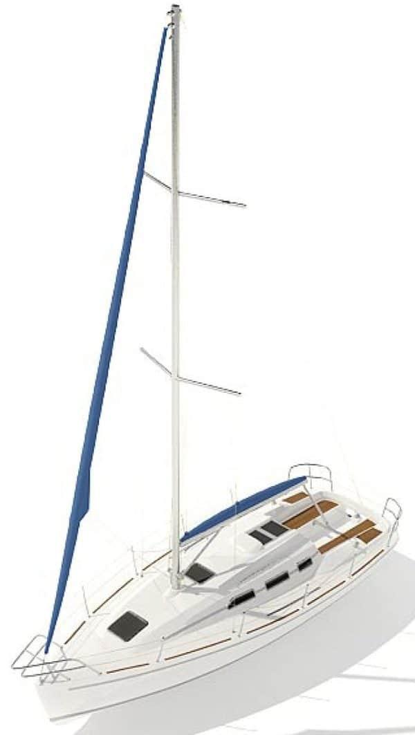 012-3d Models-Boats