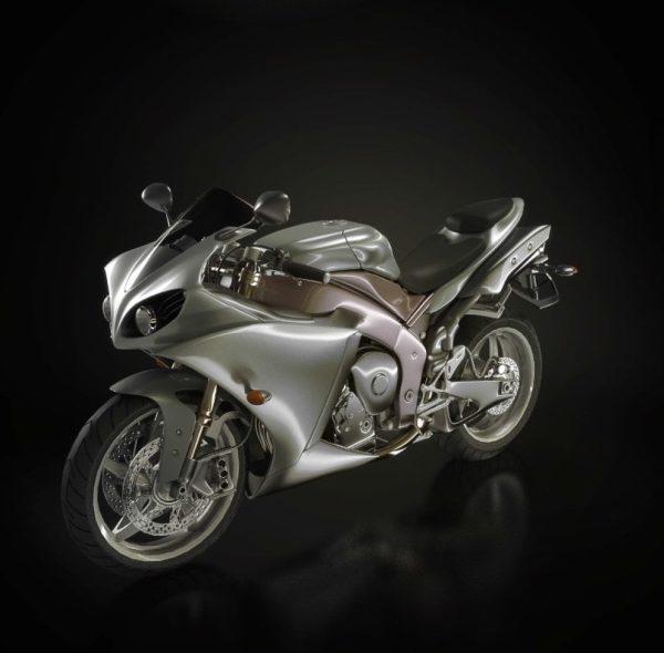012-3d Models-Motorbikes