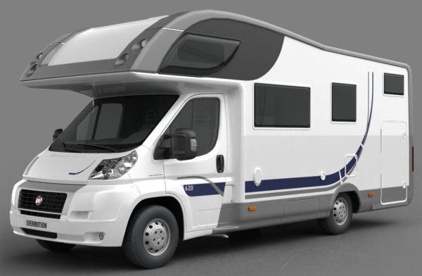 012-3d Models-Vans-Camper