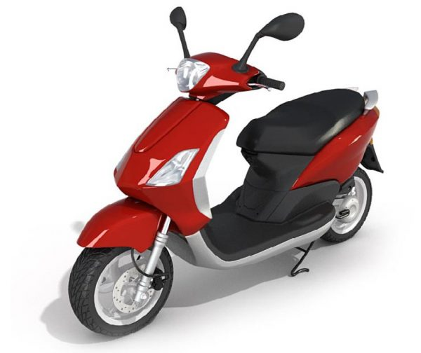 013-3d Models-Motorbike