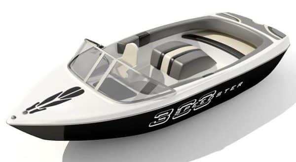 015-3d Models-Boats