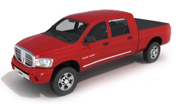 3d Models Truck 015