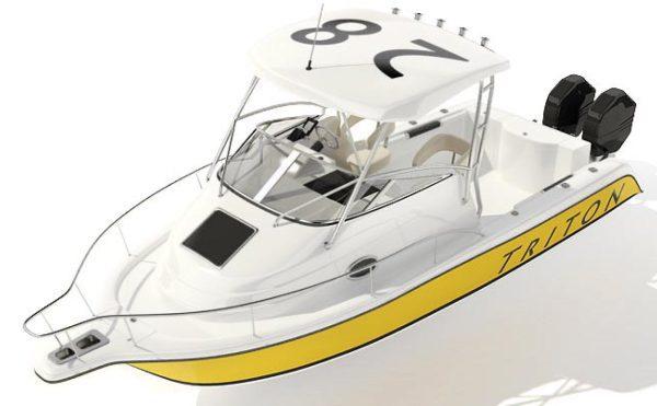 018-3d Models-Boats