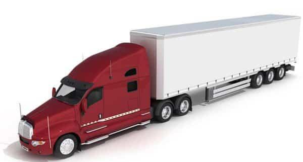 020- 3d Models-Truck