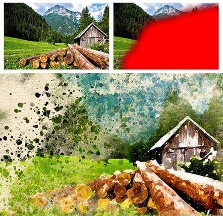 Watercolor Art Photoshop Action 25760857 021