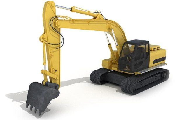 023- 3d Models-Crane