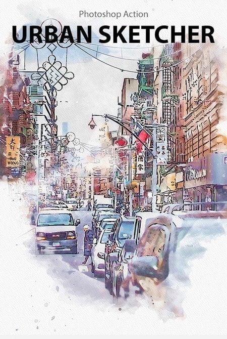 Urban Sketcher 25806000 027