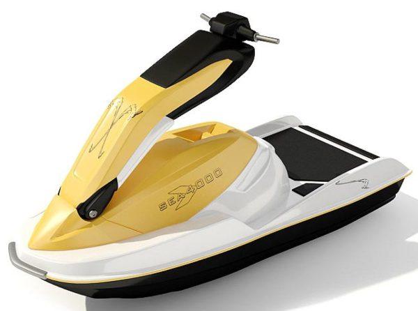032-3d Models-Boats