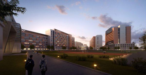 035-Exterior Scenes-Public Buildings-International School