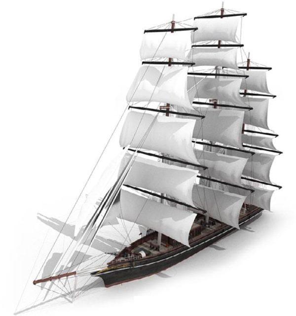 043-3d Models-Ships
