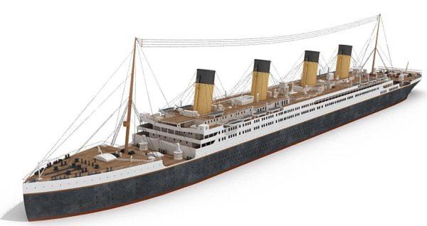 045-3d Models-Ships