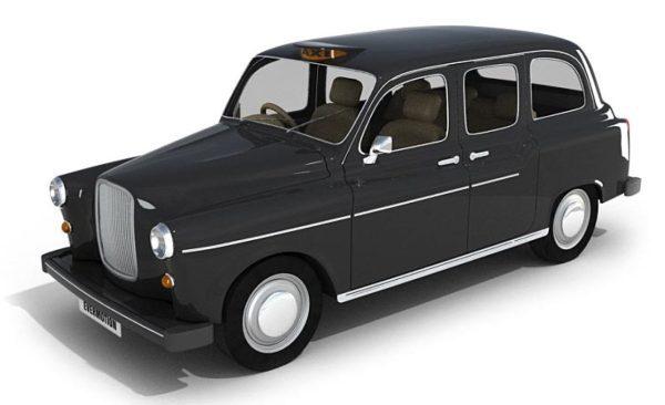052-3d Models-Cars-Old Car