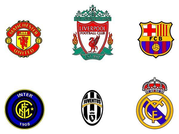 Football Club Logos Cad Blocks 033