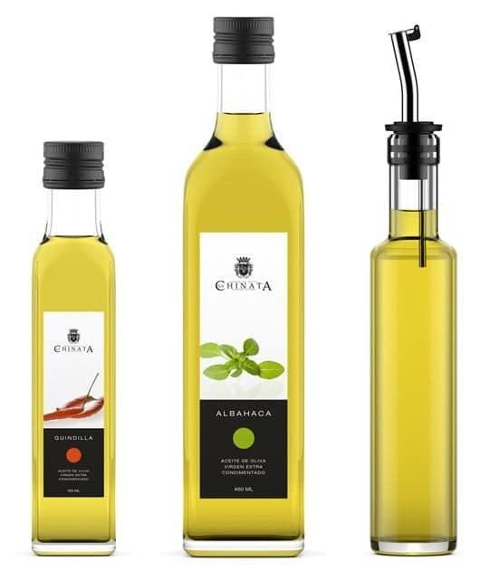 Oil Bottles 3d Models 111