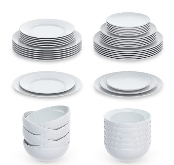 Serving Dishes 3d Models 120