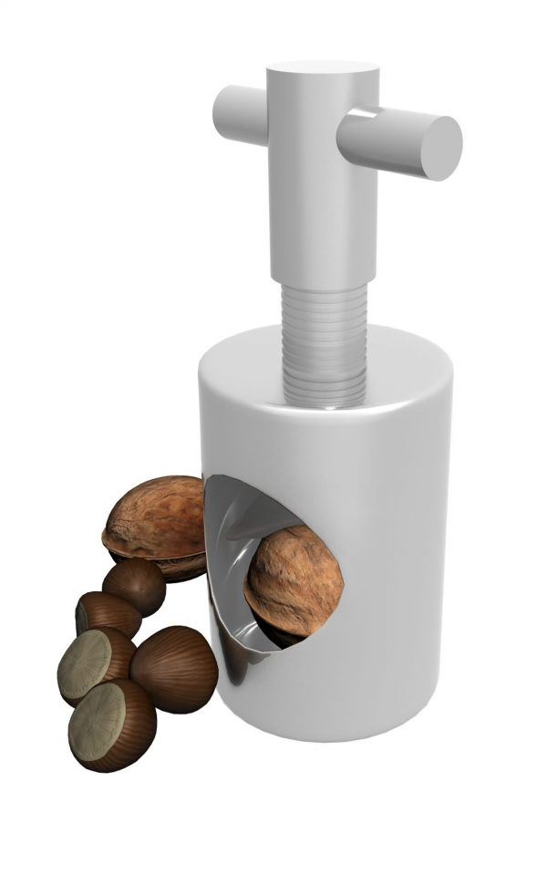 Nuts Cracker 3d Models 130