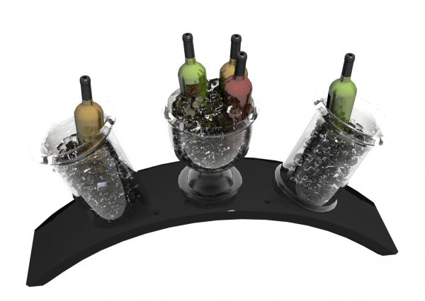 Wine Ice Stand 3d Models 134