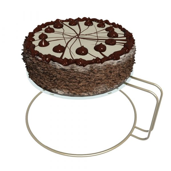 Cake Stand 3d Models 136