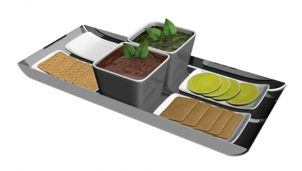 Snacks Tray 3d Models 141