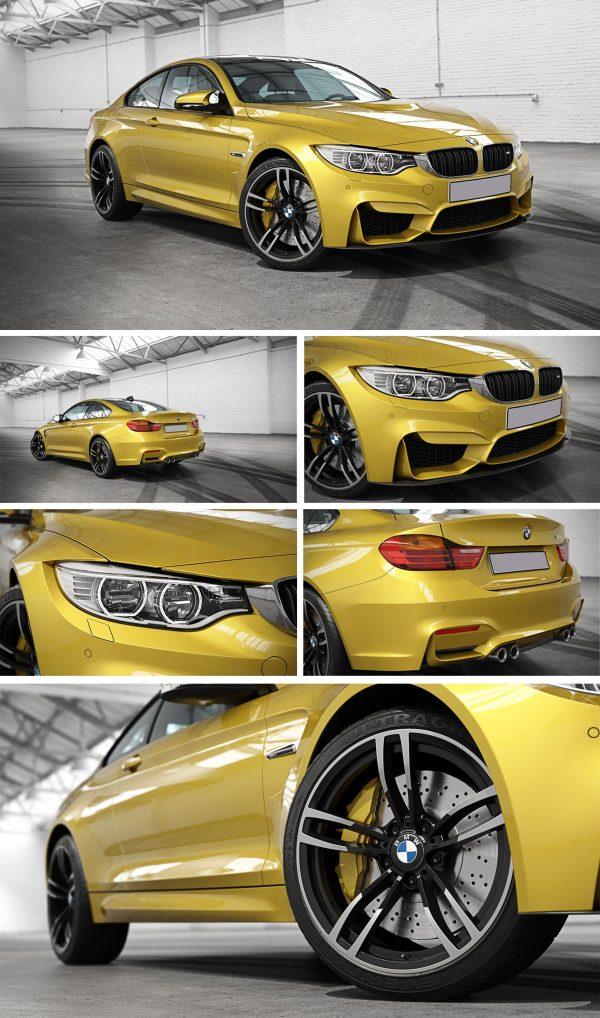 BMW Car 3d Model Free Download 063