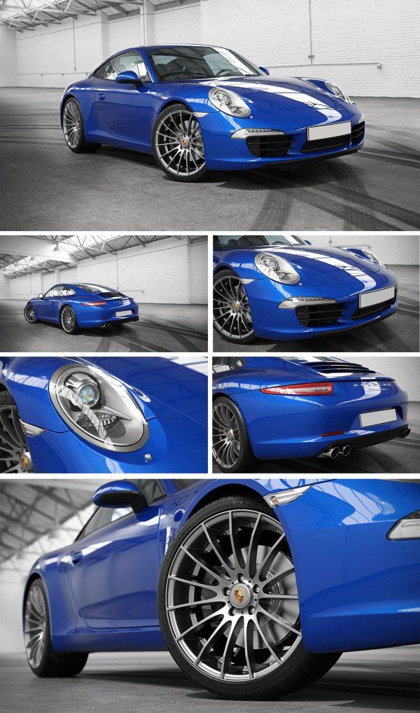 Porsche Car 3d Model Free Download 066