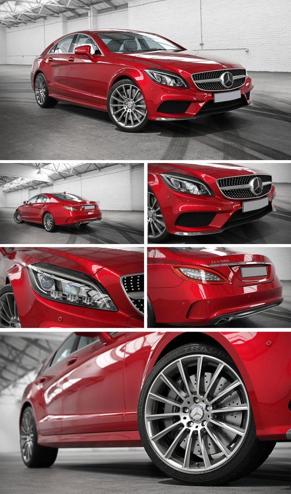 Mercedes Benz Car 3d Model Free Download 067
