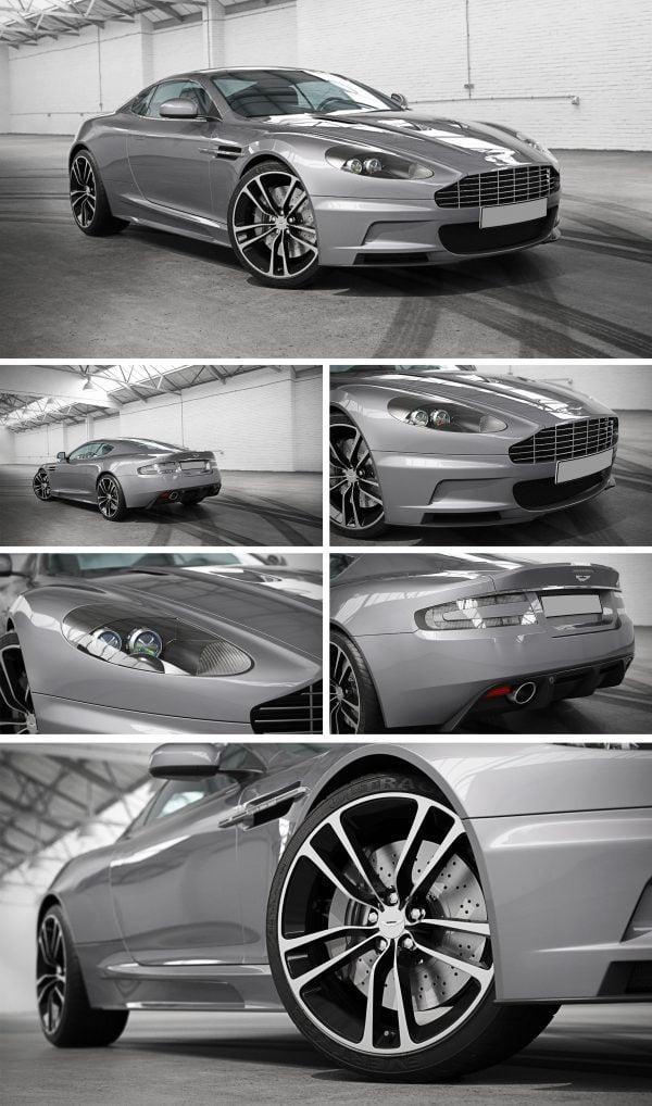 Aston Martin Car 3d Model Free Download 071