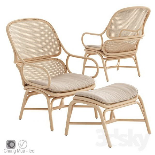 Chair 3d Model Free Download 013