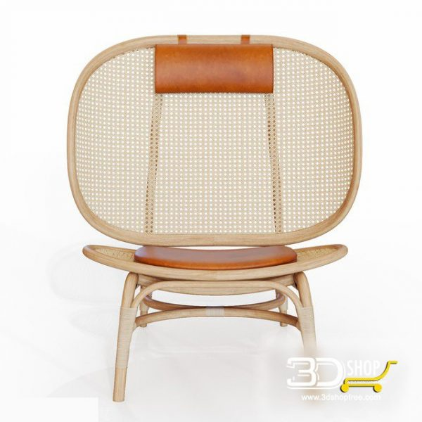 Chair 3d Model Free Download 014