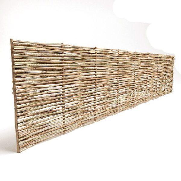 Wicker Fence 3d Model Free Download 101