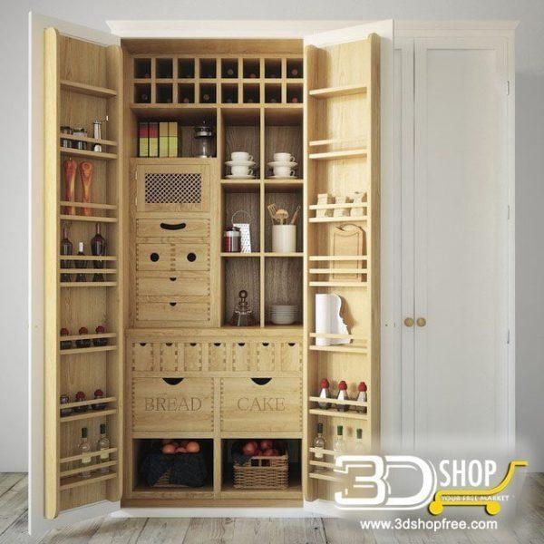 Kitchen Store  Model 432