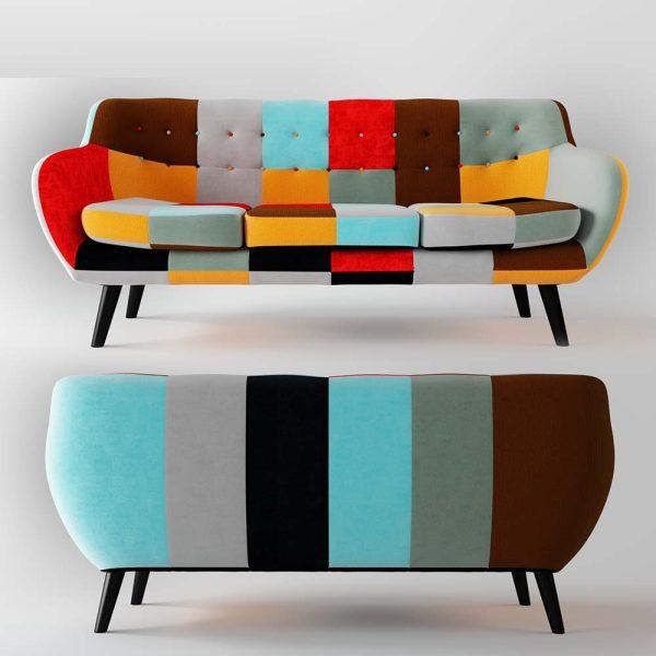 Sofa 3d Model 156