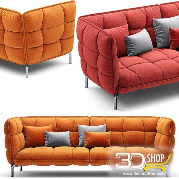 Sofa 3d Model 157