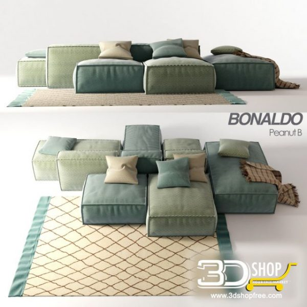 Sofa 3d Model 167
