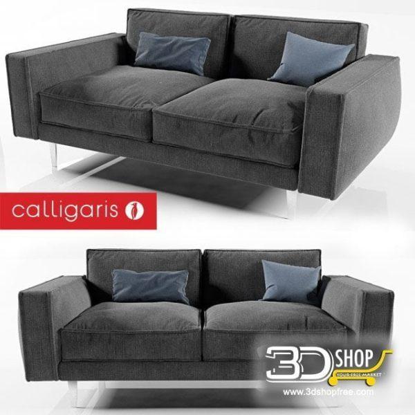Sofa 3d Model 171